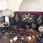 Concert regiestratie BB Gloria Dei gerkesklooster o.l.v piet vd Heide